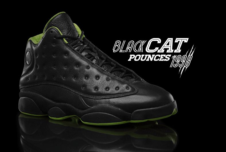 Jordan Brand XX8 Days of Flight // Air Jordan XIII 13 (1)