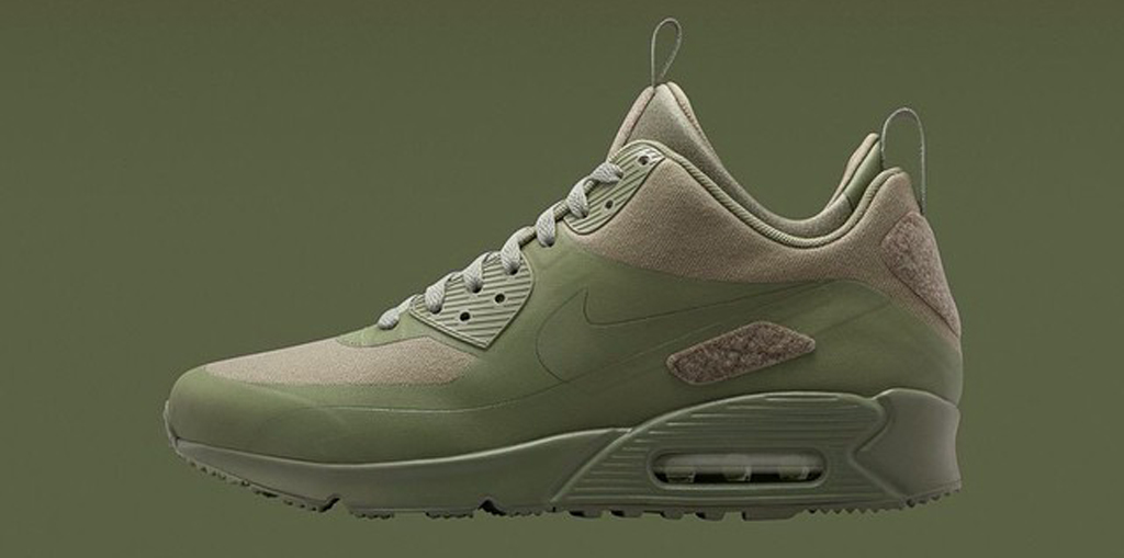 Do It Yourself with the Nike Air Max 90 Sneakerboot Patch