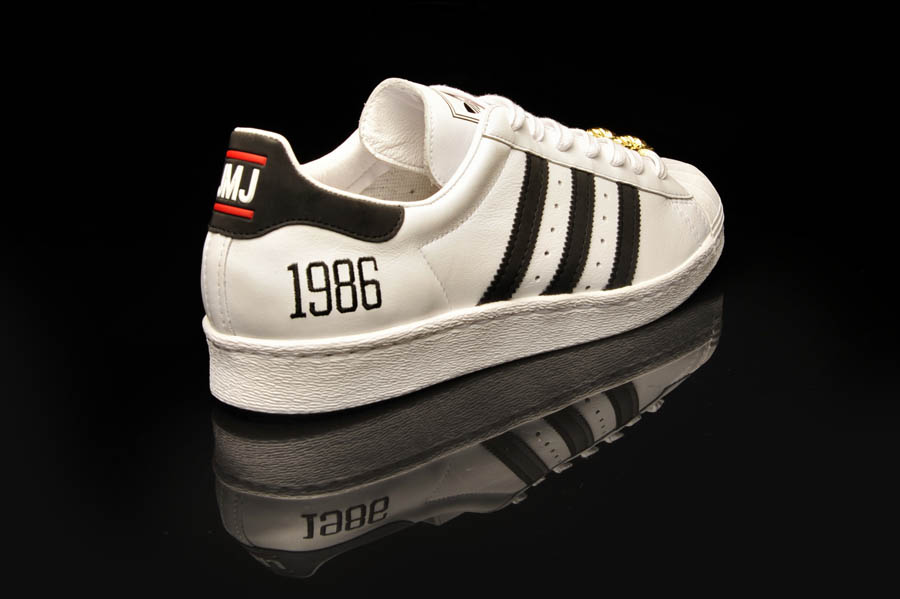 "adidas Originals Superstar 80s - Run DMC ""My adidas"" 25th Anniversary 5"