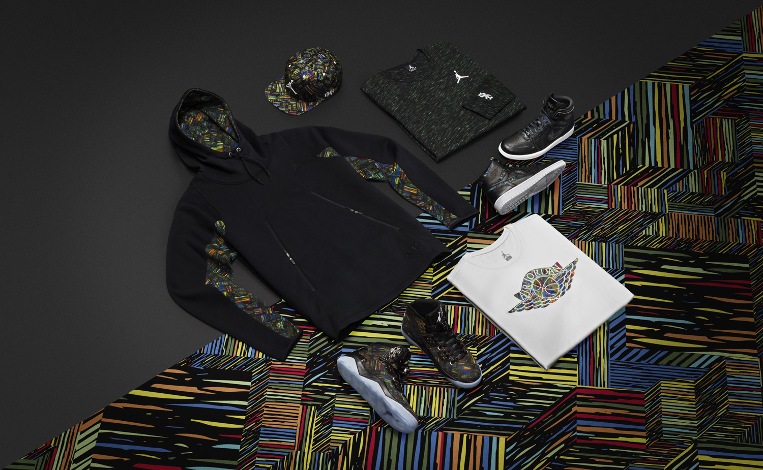 sneakers for cheap f06de 14b6c Spike Lee s Sneakers Show Up for Air Jordan  BHM  Collection   Sole ...