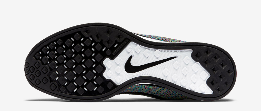 the best attitude 166e1 be03c  Rainbow  Nike Flyknit Racers Releasing Soon   Sole Collector