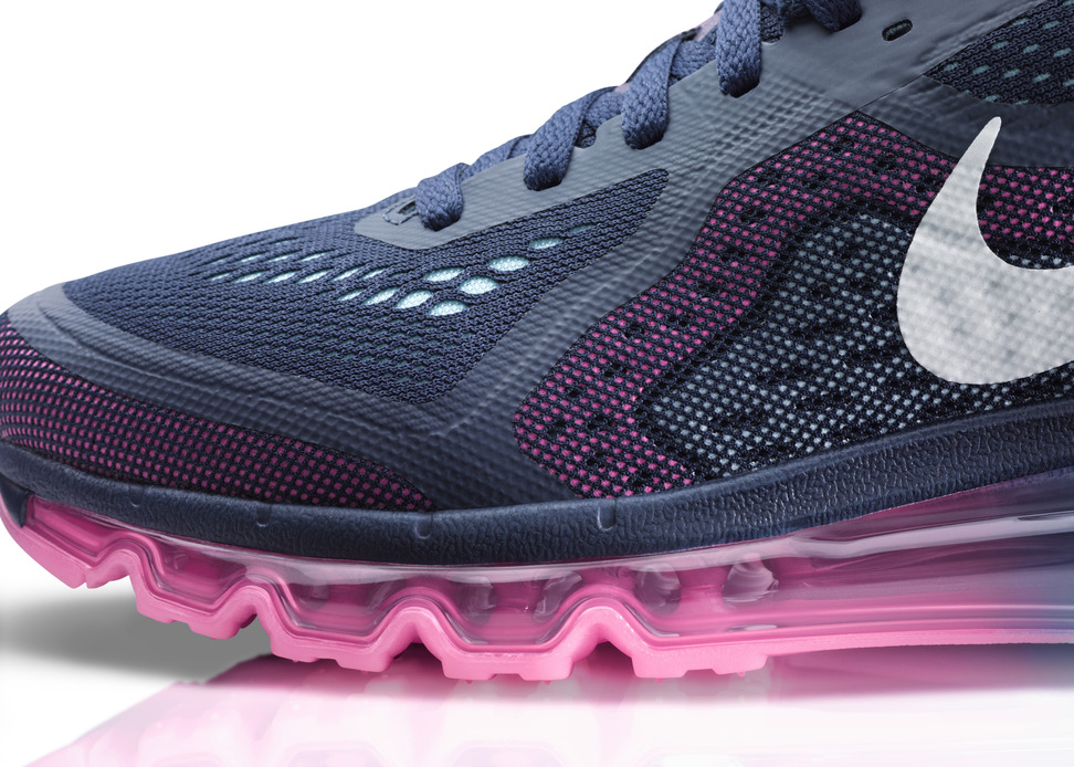 Nike Womens Air Max 2014 Engineered Mesh