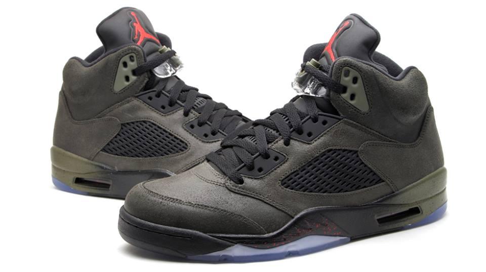 Nike Air Jordans- Air Jordan 5 Retro
