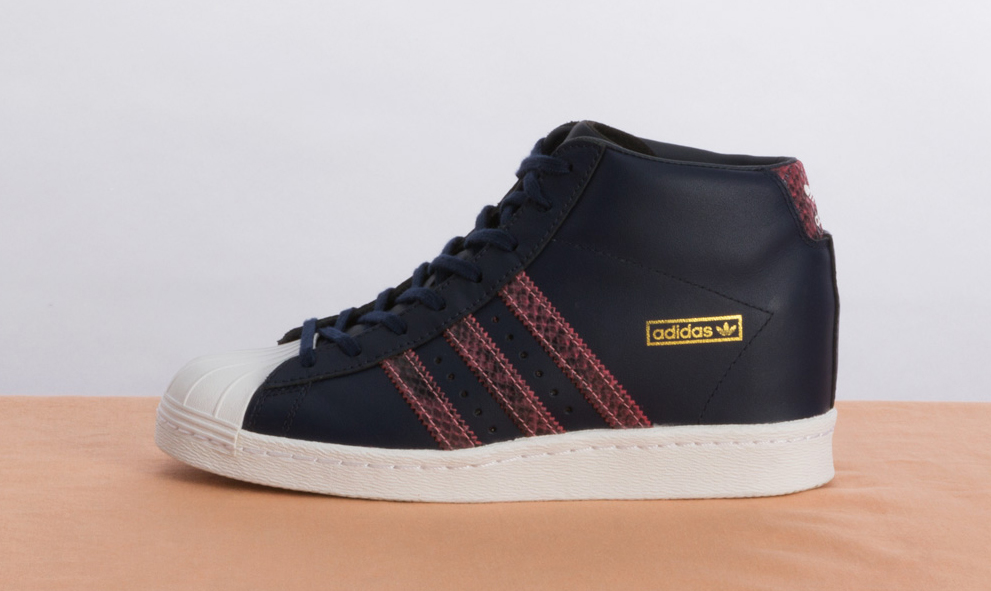 adidas Turns Superstars Into Sneaker Wedges  234650935
