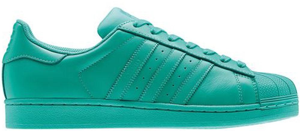 adidas Superstar Hyper Green/Hyper Green-Hyper Green