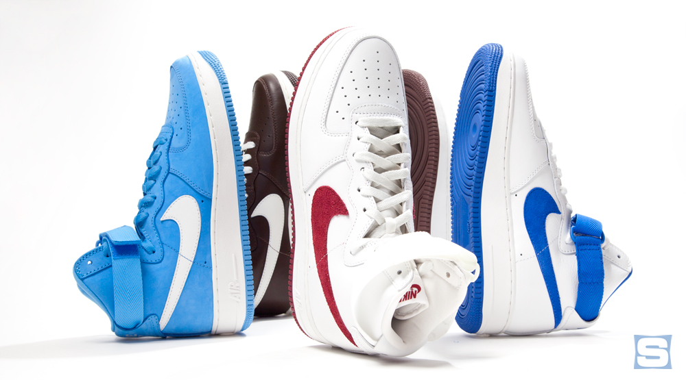 Air Force One Nike De Colores
