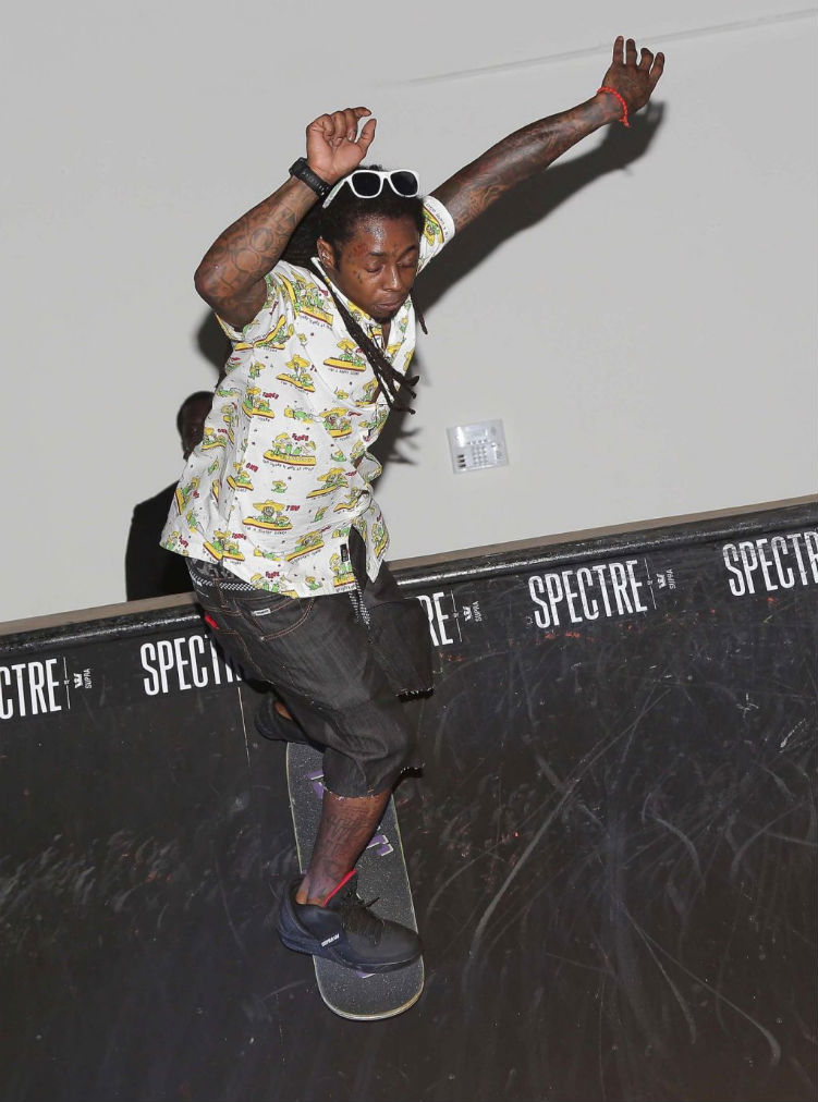 SUPRA Spectre by Lil' Wayne Launch Event Photos (5)