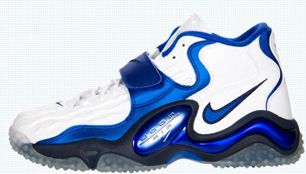 Nike Zoom Turf Jet '97 White/Obsidian-Game Royal-Stealth