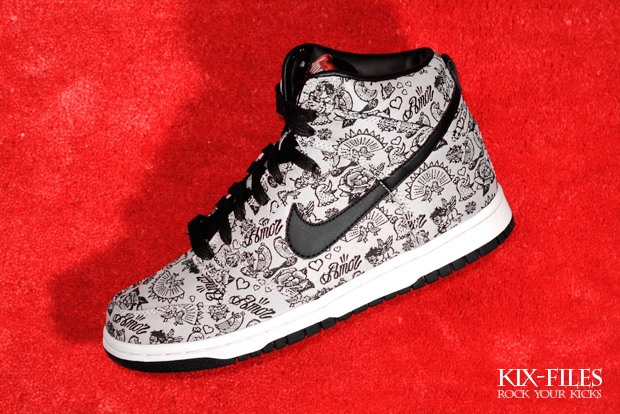 low priced d0491 5d778 Nike WMNS Dunk High Valentine's Day QS -