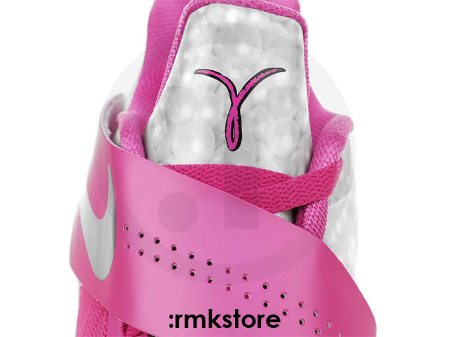 Nike Zoom KD IV Aunt Pearl Think Pink Kay Yow 473679-601 (7)