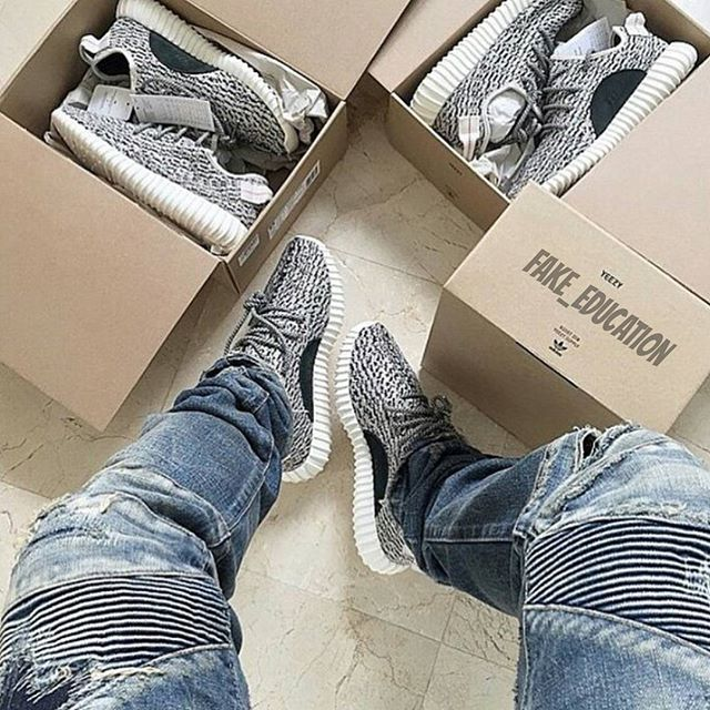 Adidas Originals Yeezy Boost rea