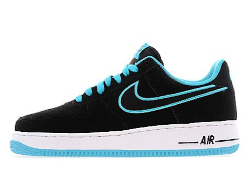 outlet store 0bcca 79701 Nike Air Force 1 Low JD - BlackBlue