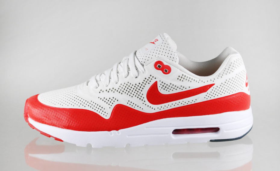 e192bee1f8 No Air Max 1 remix would be complete without the addition of this classic  red and white combo.
