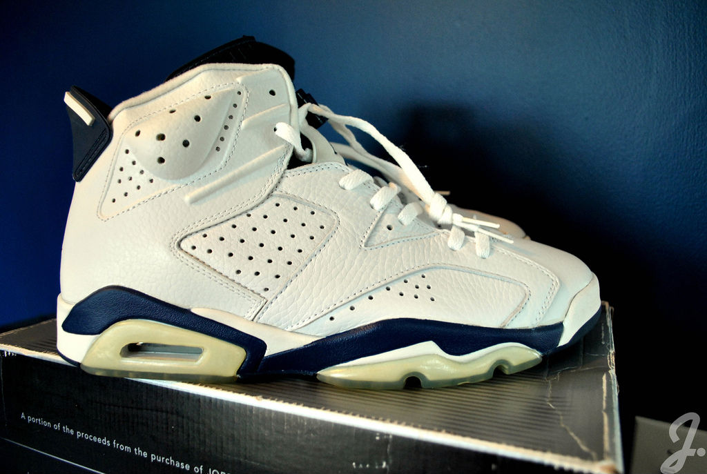 Spotlight // Pickups of the Week 12.29.12 - Air Jordan Retro VI 6 Midnight Navy by Drastic