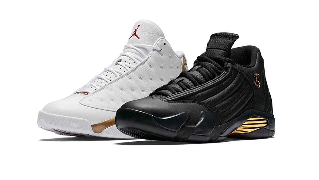 Air Jordan Defining Moments Pack