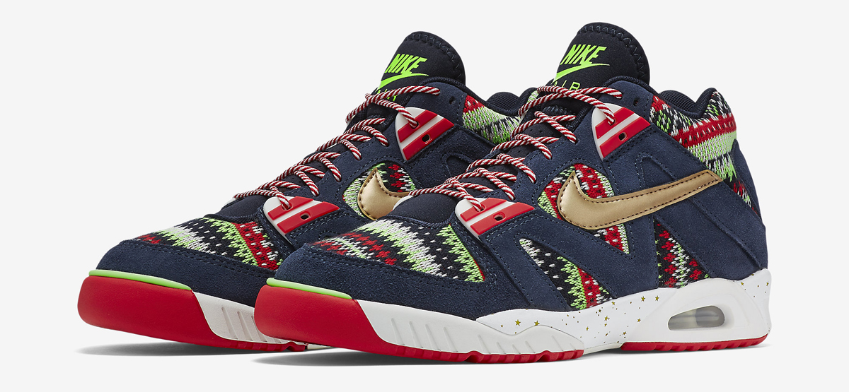 Christmas Shoes Nike.Nike Gets Ready For Christmas With Some Very Festive
