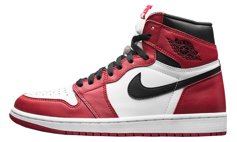 It only seems right that an original color of the first Air Jordan would be one