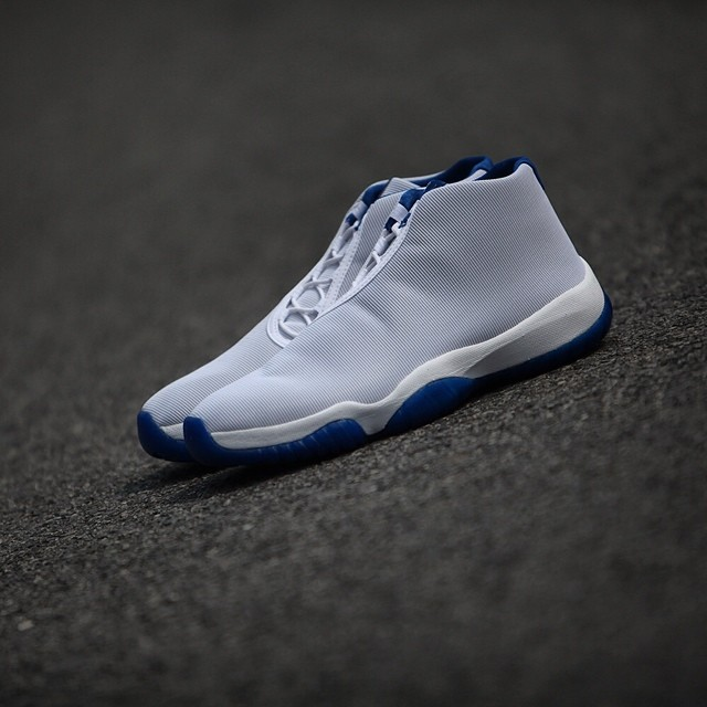 Air Jordan Future - Grey/Royal (2)
