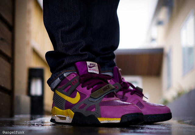 Nike Air Trainer III 'Viotech'