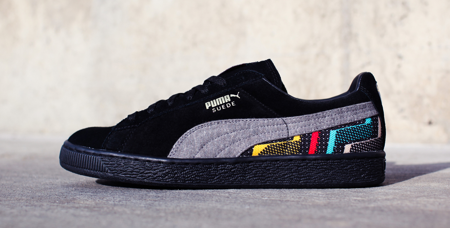 PUMA and Tommie Smith Team Up to Celebrate Black History Month ... a4ce171de