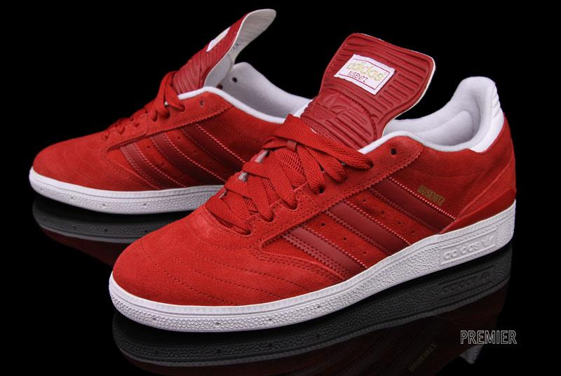 adidas busenitz red