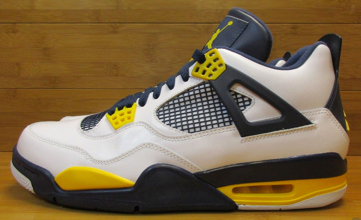 official photos f36e2 299f3 Air Jordan 4 California   Marquette PE (2012)