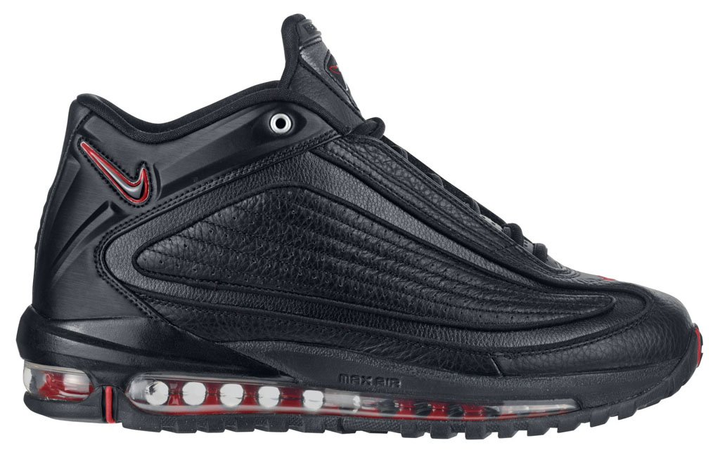 new styles 575d3 7209d Nike Air Griffey Max GD II Black Red