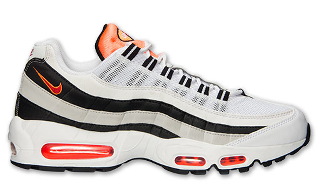 Fresh New Colorway of the Nike Air Max 95  6db3174df914