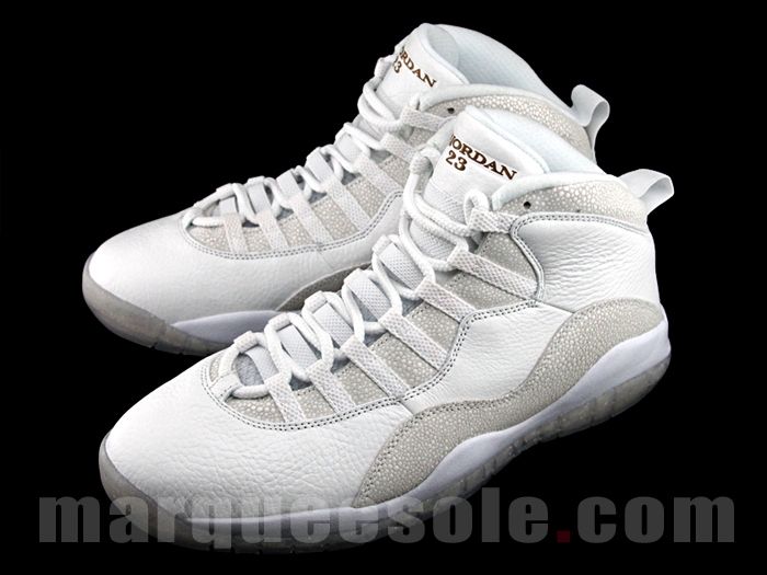 brand new cb4a5 e0c17 BREAKING: The 'OVO' Air Jordan 10 Will Be Hard To Buy | Sole ...