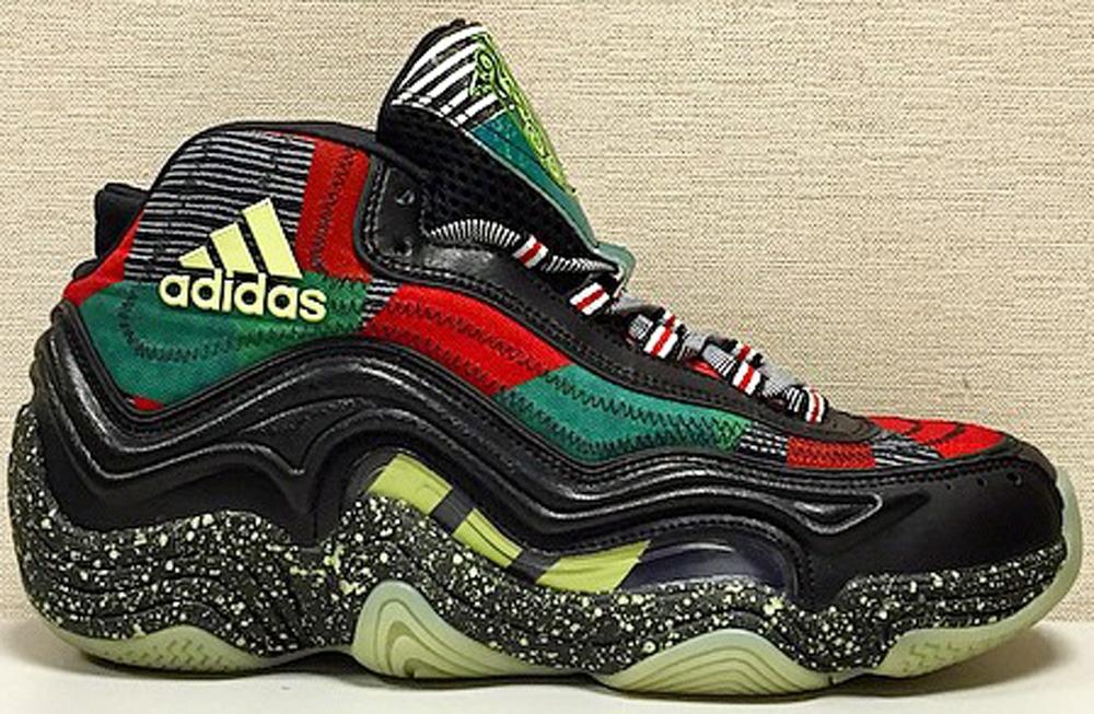 adidas Crazy 2 Green/Red-Black