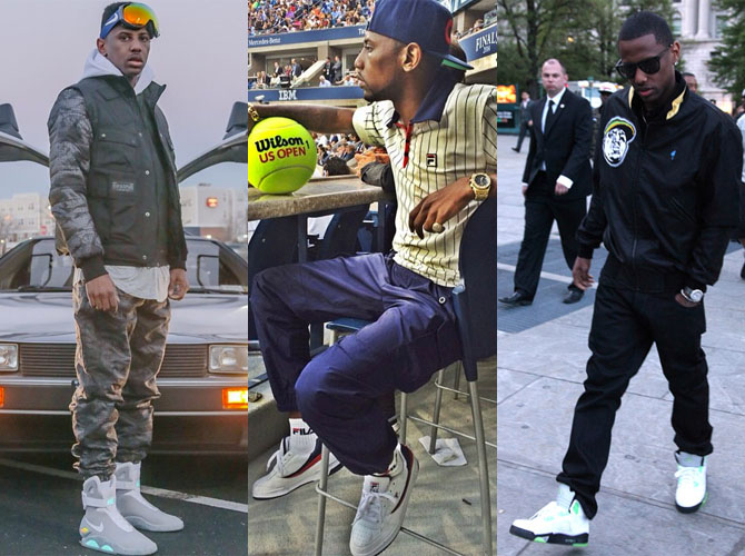 Celebrity Sneakerhead: Fabolous