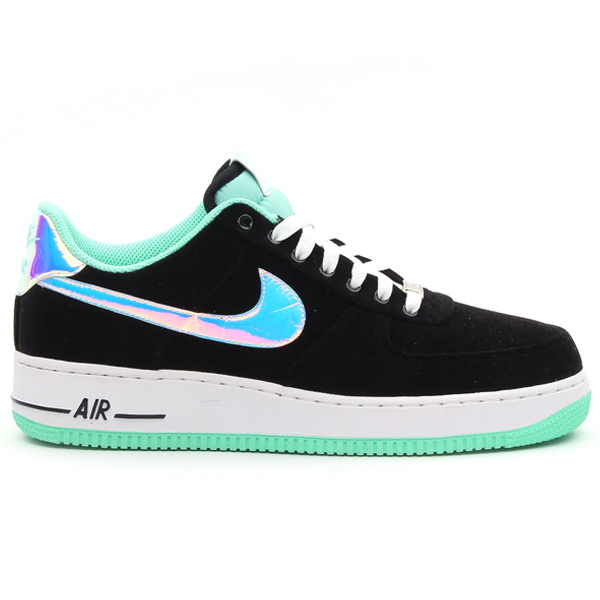nike air force 1 low mint green