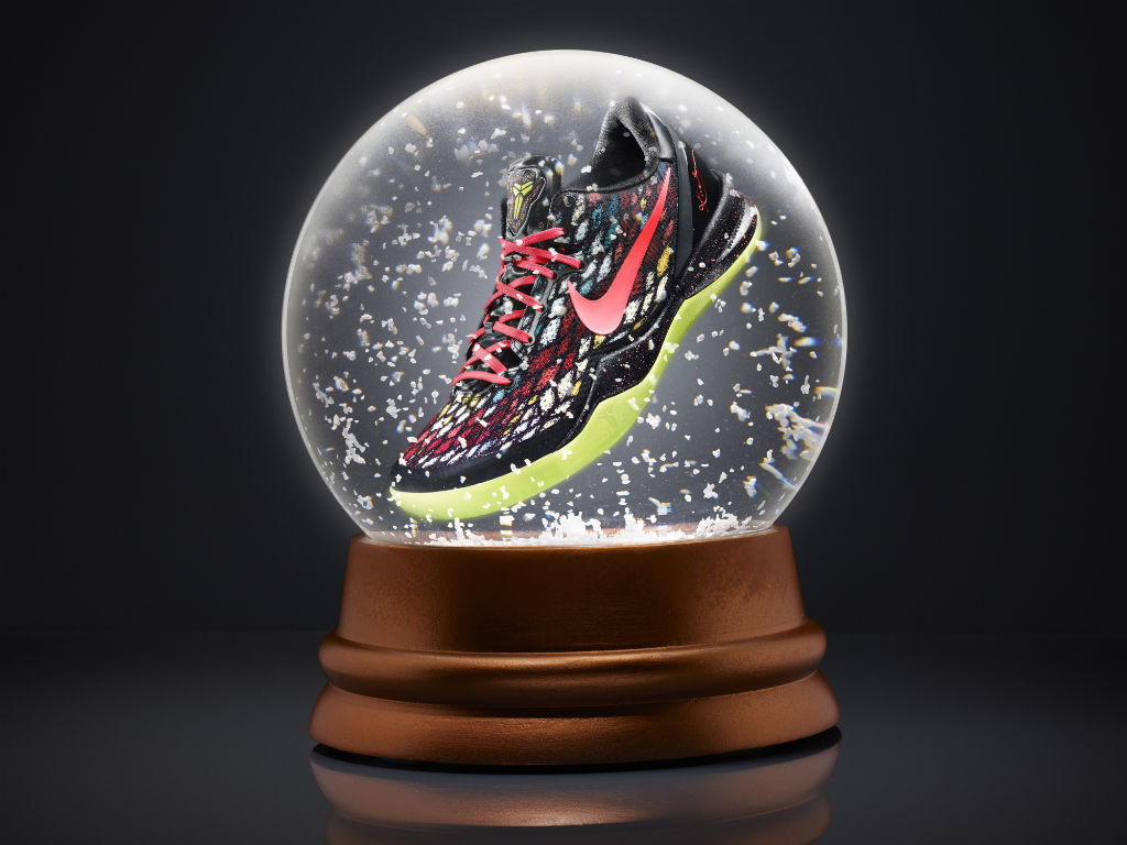 Poll // Best Christmas Day Signature Shoe - Nike Kobe 8 System Christmas