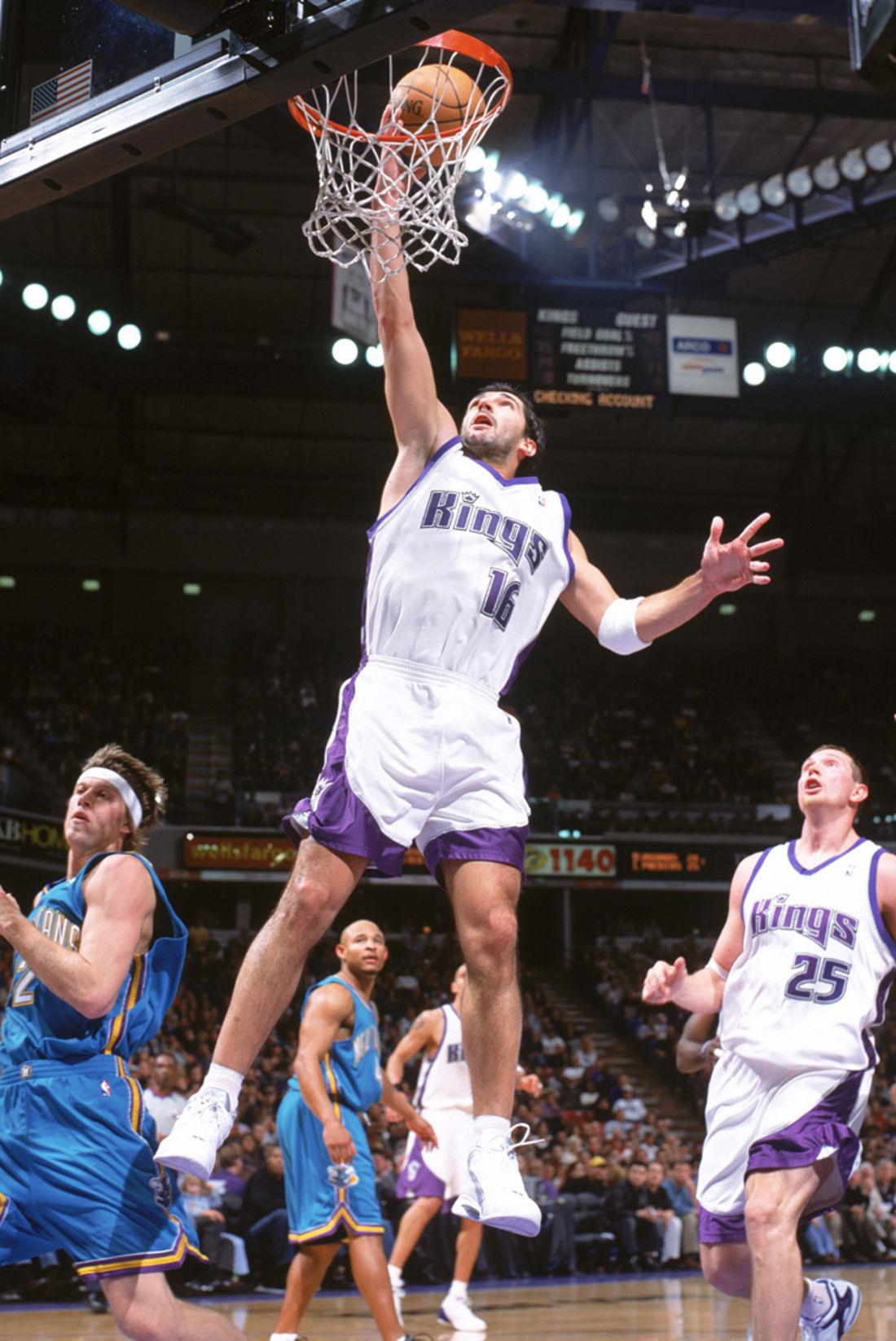 NBA Draft 1996 Sneakers
