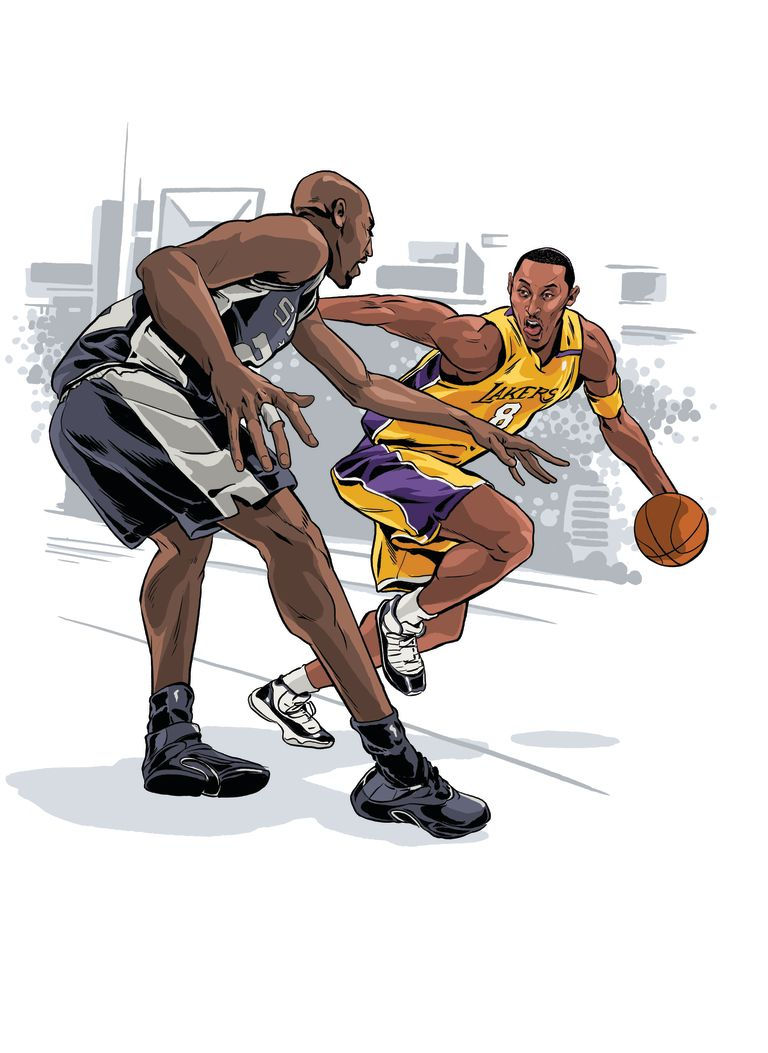 the best attitude 1c9aa 9947c Displeased with the direction of his signature sneaker line, Kobe Bryant  paid a reported  8 million to buy out his contract with adidas in 2002, ...