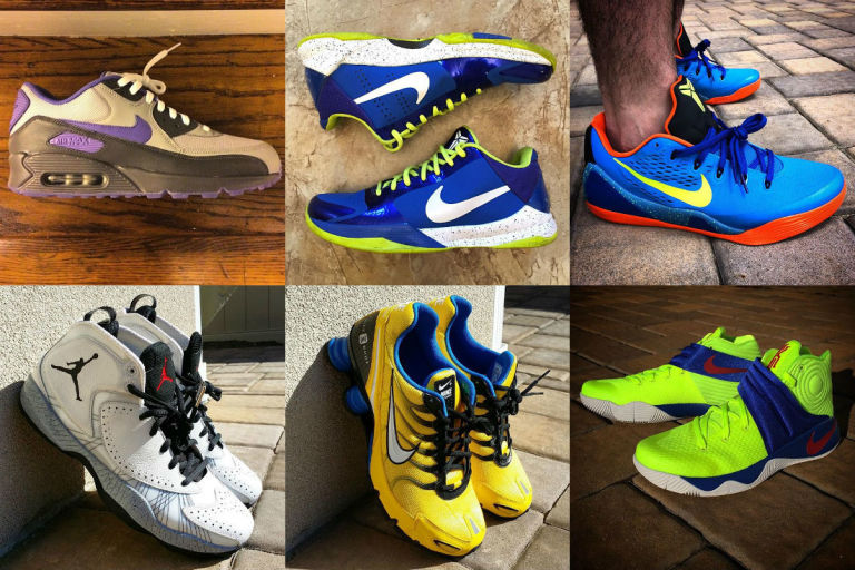 The Best NIKEiD Designers On Instagram | Sole Collector
