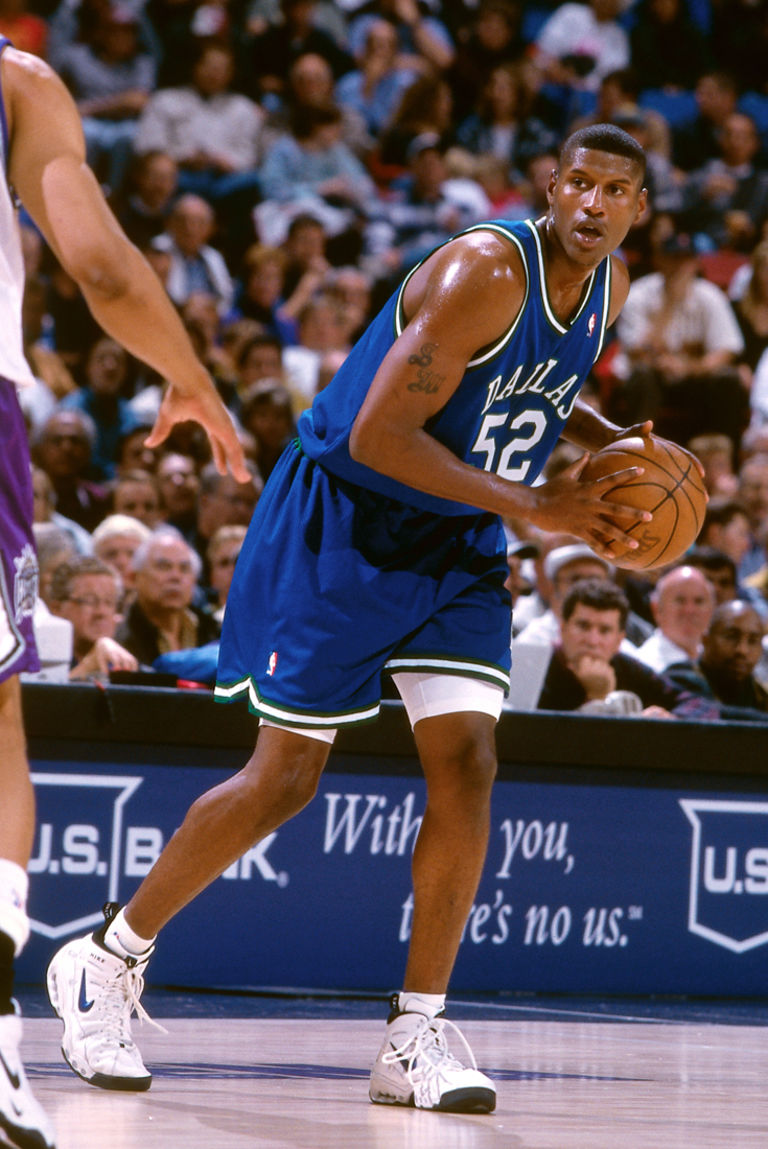 online store 6ea5b 7a171 Photo by Brad Mangin NBAE via Getty Images. When it came to draft night in  1996 ...