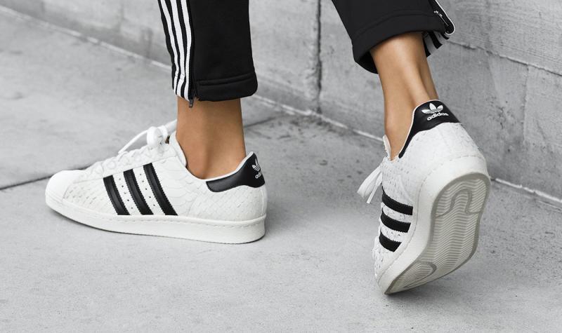 adidas Superstar 80s Womens | Sole
