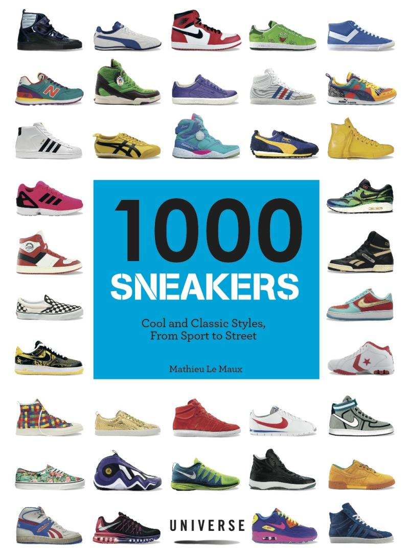 The sneaker coloring book pdf - 1000 Sneakers Will Be Made Available Starting In October Through Universe Publishing For 30