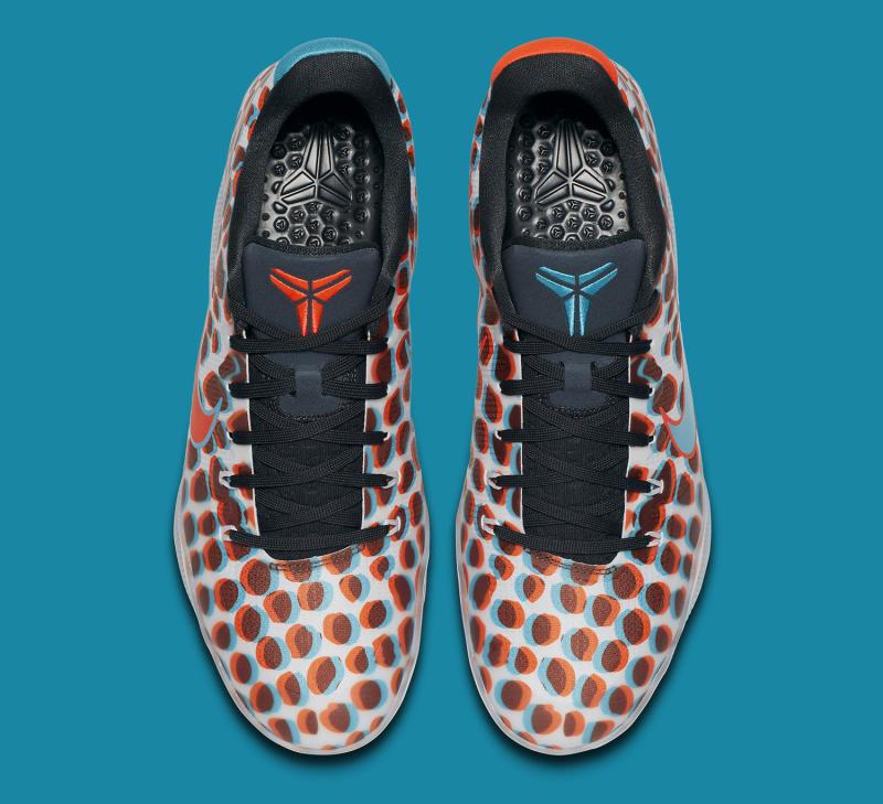 19a27761809 Kobe Bryant s Nikes Get Three-Dimensional