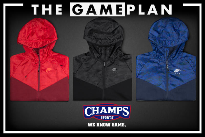 The Game Plan by Champs Sports Presents the Nike Hybrid Collection ... f19e115c6d