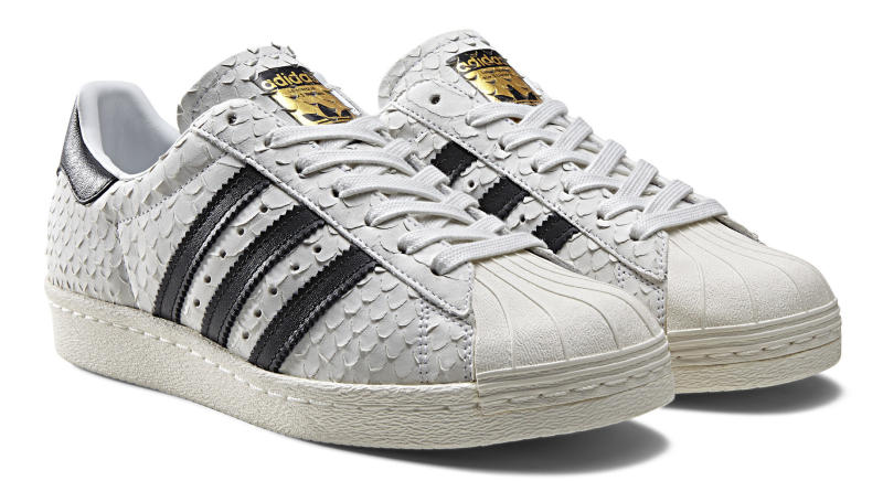 adidas Originals Superstar 80s Snakeskin Sneaker | HYPEBEAST