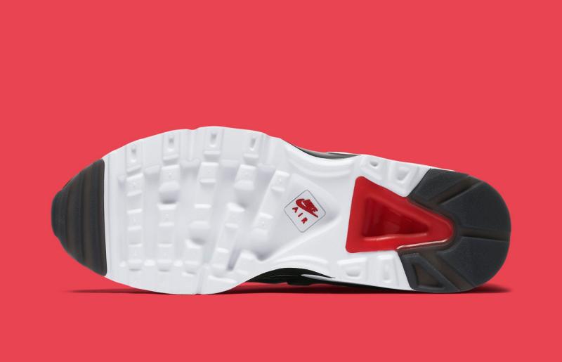 new styles 2b066 99607 Nike Air Max BW Ultra Graphic Black University Red White