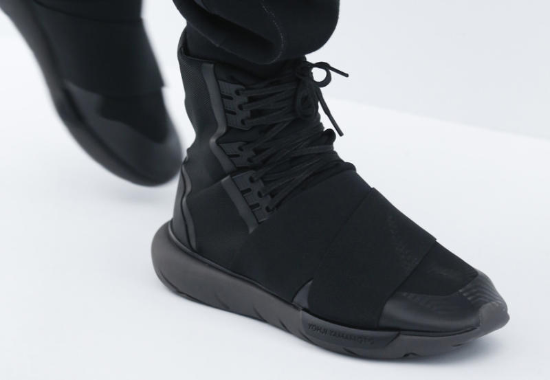 adidas Y-3 M 3STR Sweater Black Concrete
