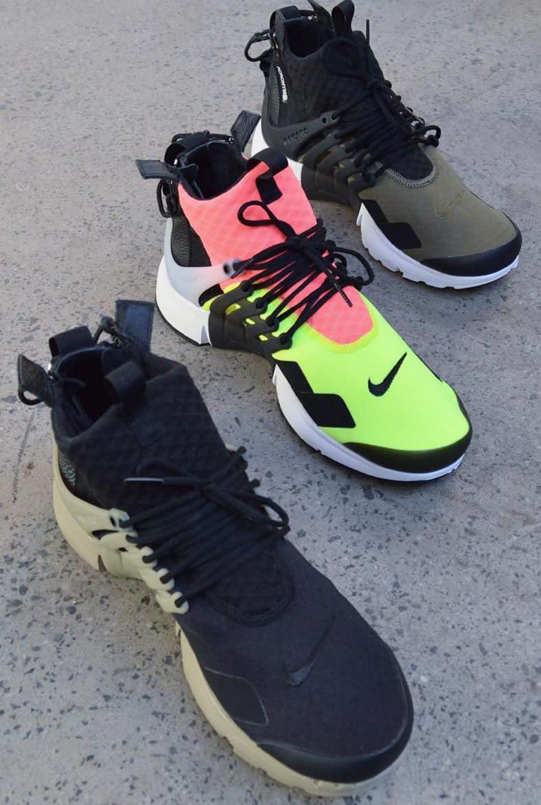 Nike Air Presto Acronym Release Date