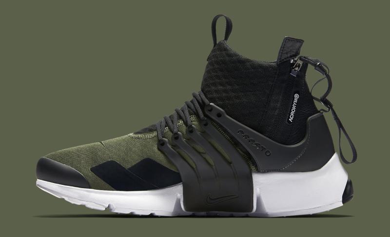 Acronym's Nike Air Presto Is Coming Soon