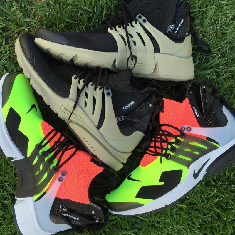 bfa5f9ed636f See the ACRONYM x Nike Air Presto On-Foot – DJScreamTV.com