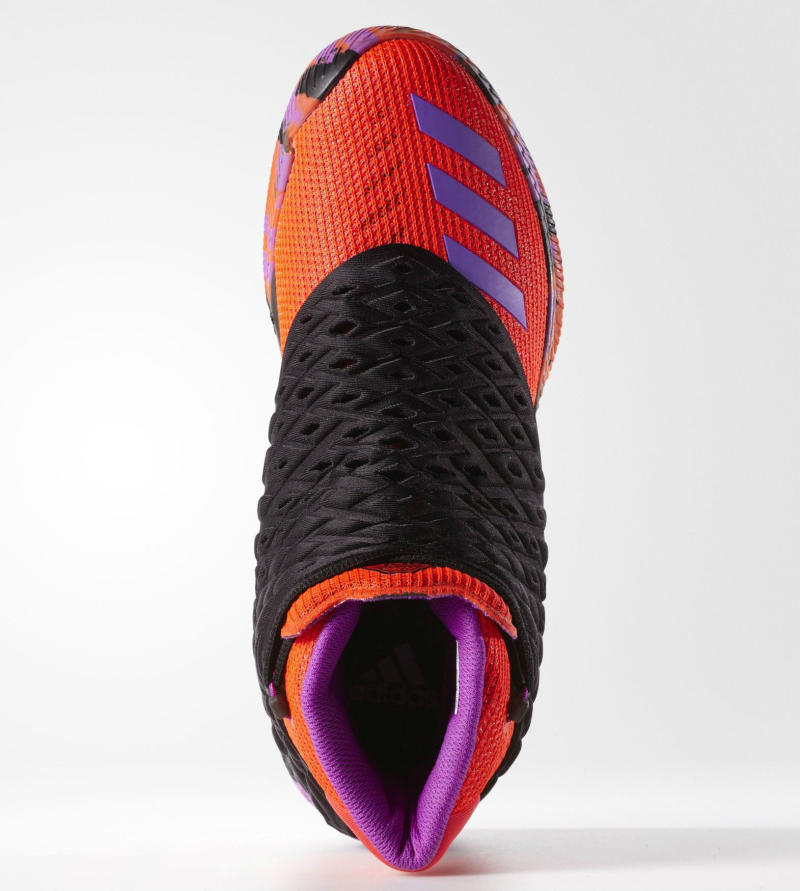 adidas Ball 365 X Red/Black-Shock Purple (2)