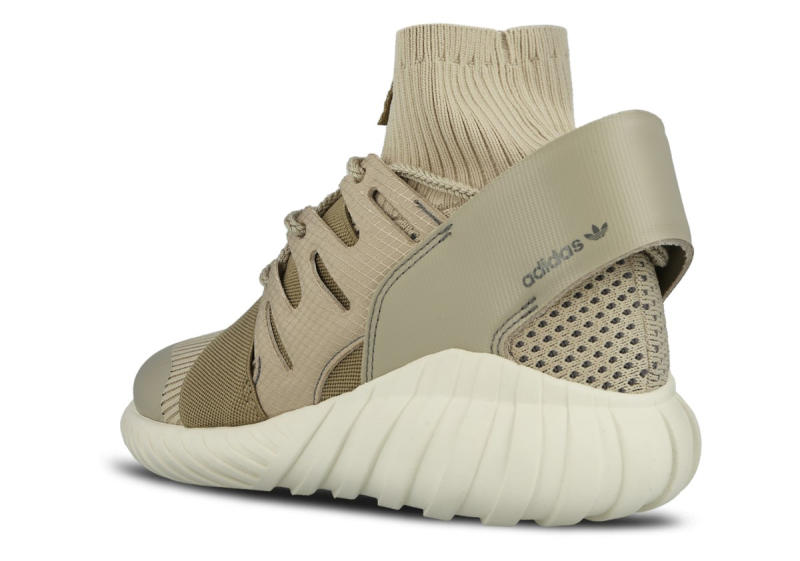 Adidas Tubular Doom Black / Vintage White / Available Now