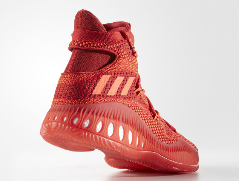 Another pair of the adidas Crazy Explosive Primeknit leaks. d3db46849